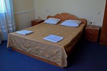 Стандартный двухместный номер в отеле Аммонит, ст. Даховская, Адыгея