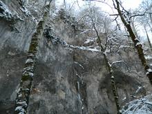 Скалы ущелья р. Фарс