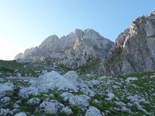 гора Фишт, южный отрог, фото 2019 г.