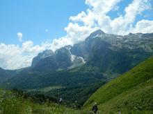 Гора Фишт 2868 м., Западный Кавказ