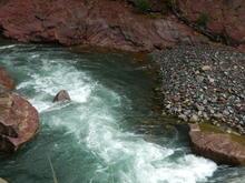 Река Белая Киша, Западный Кавказ