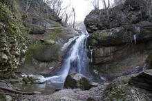 Водопад на реке Мишоко