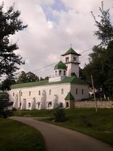 Вид на монастырь, фото авг 2019г.