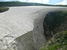 Карстовая воронка на склонах г. Абадзеш