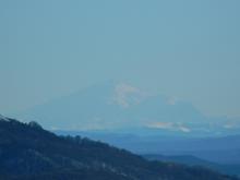 Вид со скалы Галкина на г. Эльбрус
