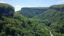 Хаджохское ущелье реки Белая