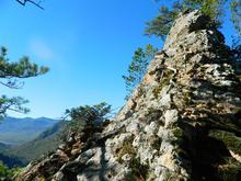 Гора Трезубец, Адыгея