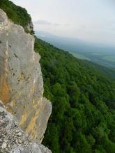 Обвал южных склонов хр. Уна-Коз, Западный Кавказ