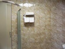 """Санузел в двухместный стандарт в гостинично-туристском комплексе """"Водопады Руфабго"""""""