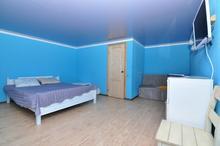 4-х местный номер в гостиничном блоке ГД Юлена, фото лето 2018 г.