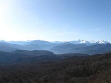 Цербелевы поляны, хр. Азиш-Тау, Западный Кавказ