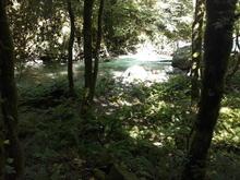 Горная река Шахе