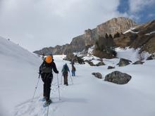 Путь к вершине Нагой-Кош