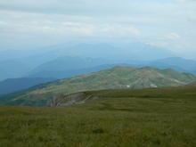 Сентябрь 2018 г. Фото из похода к вершине горы Оштен, вид на г. Гузерипль