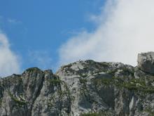 Кавказский тур на скальных отрогах г. Оштен