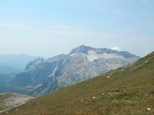 Сентябрь 2018 г. Фото из похода к вершине горы Оштен, вид на г. Фишт