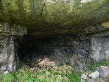 Пещера Оленья (Овечья), в пути к вершине г. Абадзеш