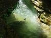 Горная река Сухая Балка, купание в ней опасно