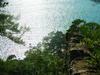13.09.2018г., Кавказские горы и Черное море, с. Прасковеевка, над скалой Парус