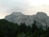 Скальный массив горы Фишт, восточная стена